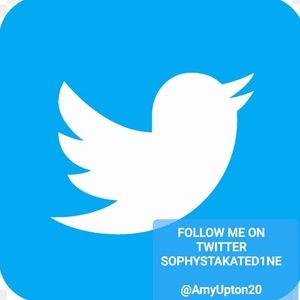 FOLLOW ME ON TWITTER 🤗SOPHYSTAKATED1NE@AmyUpton20